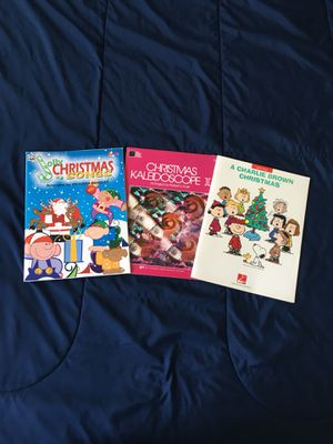 Christmas Violin Music Books Lot for Sale in Chesapeake, VA