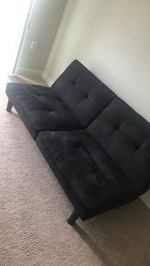 Black Futon! for Sale in UNIVERSITY PA, MD