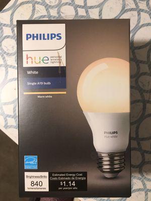 Philips Hue Bulb for Sale in Alexandria, VA
