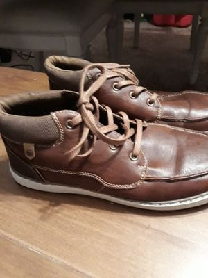 Mens Sonoma boots leather for Sale in Melrose Park, IL