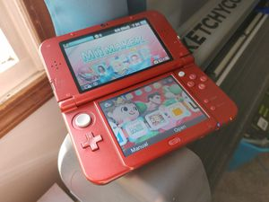 Nintendo 3DS XL red for Sale in Lorain, OH