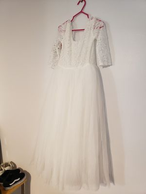 White Dress for Sale in Anaheim, CA