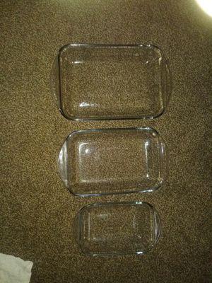 Glass bake ware for Sale in Fresno, CA