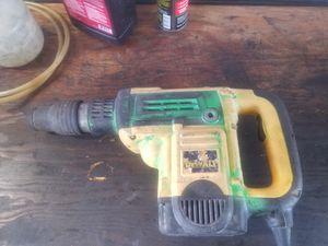 dewalt hammer drill for Sale in Vallejo, CA