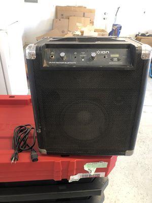 Block rocker stereo for Sale in Ramona, CA