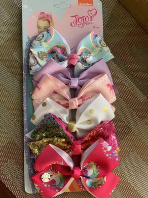 Jojo Siwa hair Bows for Sale in Homestead, FL