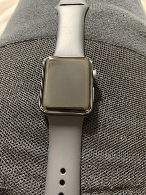 Apple watch series 3 gps and cellular 42 mm for Sale in Fort Lauderdale, FL