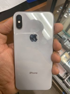 Factory Unlocked Apple iPhone X. , Sold with warranty - 64 gb for Sale in Medford, MA