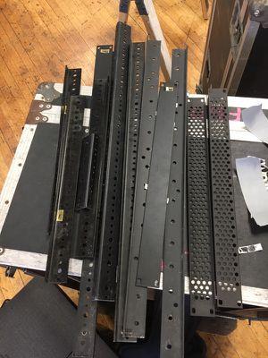 Steel Rack gear - great for custom studio setup for Sale in Framingham, MA
