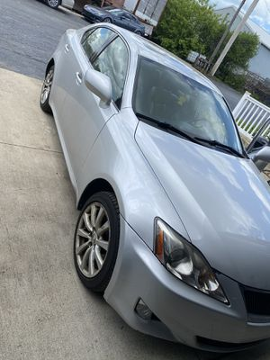 2006 Lexus IS 250 Awd cheap!! for Sale in Waukegan, IL