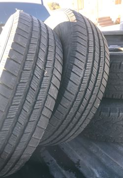 "F150 stock rims and tires. 17"" for Sale in San Diego,  CA"