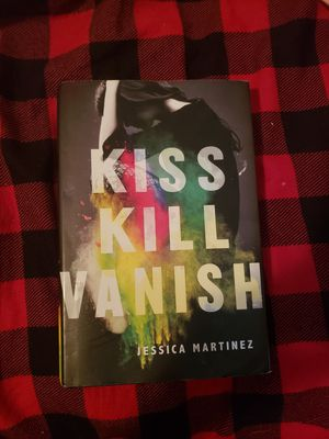 Kiss, kill, vanish by:Jessica Martinez for Sale in Cary, NC