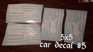 Car decal customizable mugs glassware for Sale in Nampa, ID