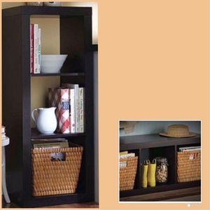 New!! 3 Cube Organizer, Storage Unit, Bookcase, Shelf Unit, for Sale in Phoenix, AZ