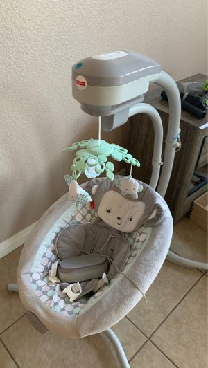 Fisher Price Baby Swing for Sale in North Las Vegas, NV
