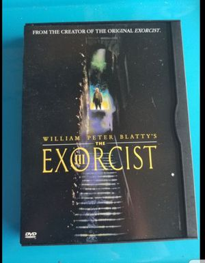 Horror Exorci the DVD movie. for Sale in Miramar, FL