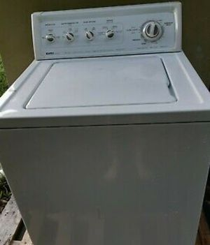 Kenmore washer warranty free delivery for Sale in Fresno, CA