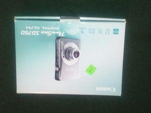 Cannon digital camera for Sale in Grand Rapids, MI