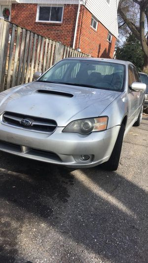 05 Subaru Legacy GT for Sale in Silver Spring, MD