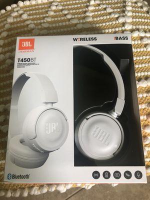 Wireless JBL Headphones T450BT for Sale in Sunrise, FL