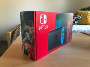 Nintendo switch video game system new in box for Sale in Marana, AZ