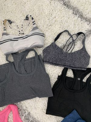 Lulu Lemon Workout Clothes for Sale in Los Angeles, CA