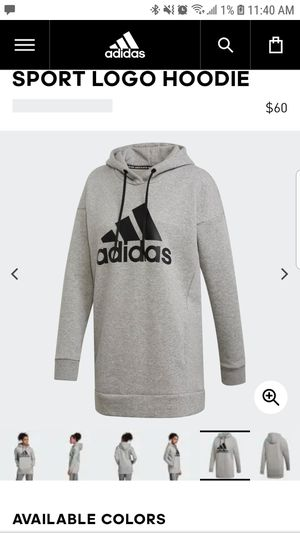 Women's Adidas sweater BRAND NEW for Sale in Dallas, TX