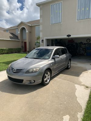 2005 Mazda 3 hatchback for Sale in Titusville, FL