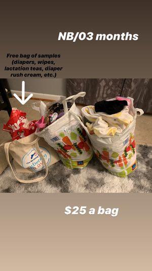 Baby Girl Clothes - READ DESCRIPTION for Sale in Woodbridge, VA