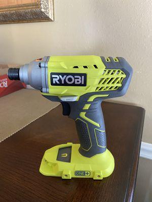 Ryobi Impact Drill 18 Volt ONE+ Cordless for Sale in Houston, TX