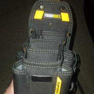 TOUGHBUILT Technician 10-Pocket Pouch (Large Clip) for Toolbelt for Sale in Long Beach, CA