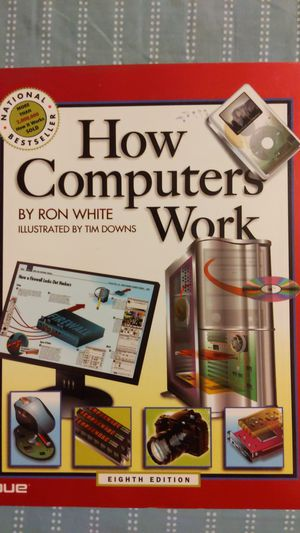 How Computers Work 8th Edition for Sale in San Gabriel, CA