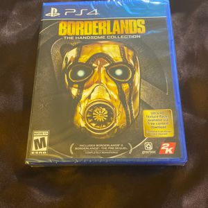 New Sealed PS4 Borderlands The Handsome Collection for Sale in San Diego, CA
