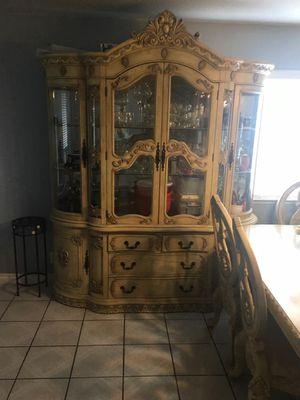 Kitchen hutch for Sale in Visalia, CA