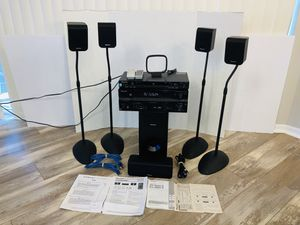 Pioneer HTP-2900 Powerful 5.1 Channel Home Theater Speaker System & DVD Player for Sale in Spring Hill, FL