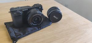 Sony A6000 for Sale in Avondale, AZ
