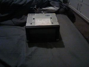 Eincar touch screen hd radio dvd amfm radio for Sale in Baltimore, MD