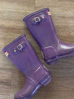 Kids Hunter Rain Boots for Sale in Seal Beach,  CA