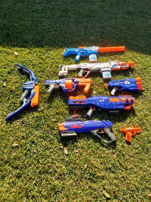 NERF TACTICAL GUNS ( FULL SET ) for Sale in Fullerton, CA