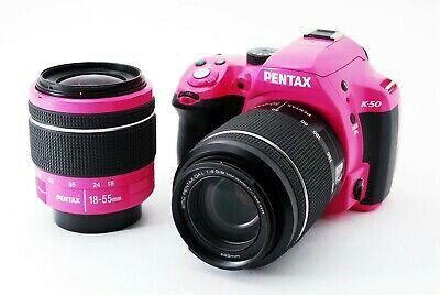 PENTAX K-50 16.3MP Digital SLR