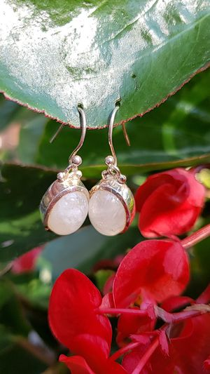 Moonstone silver earnings for Sale in Chicago, IL