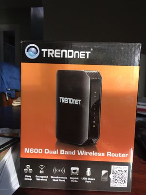 Trendnet Dual Band Wireless Router for Sale in Royal Oak, MI