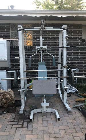 Hoist fitness system (full-body weight set) for Sale in Westminster, CO