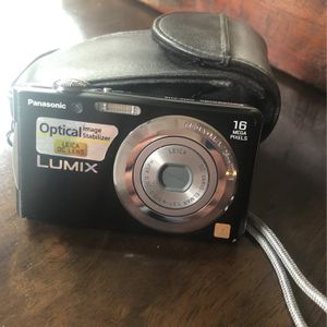 Camera -Panasonic for Sale in Riverbank, CA