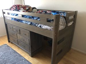 Kid's bedroom set - will dismantle for contact free pick up! for Sale in Palos Verdes Estates, CA