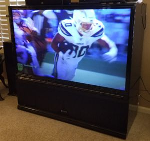 Panasonic Elite HD TV - Big Box for Sale in Scottsdale, AZ