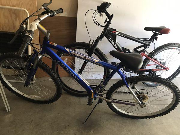 MAGNA bike (The blue bike for sell)
