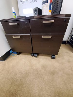 Rolling file cabinets for Sale in Fullerton, CA