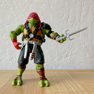 2015 Teenage Mutant Ninja Turtles Raphael Movie Action Figure Toy for Sale in Elizabethtown, PA