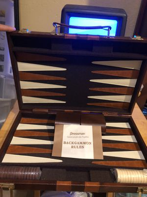 Backgammon Board Game *Brand New* for Sale in Chula Vista, CA